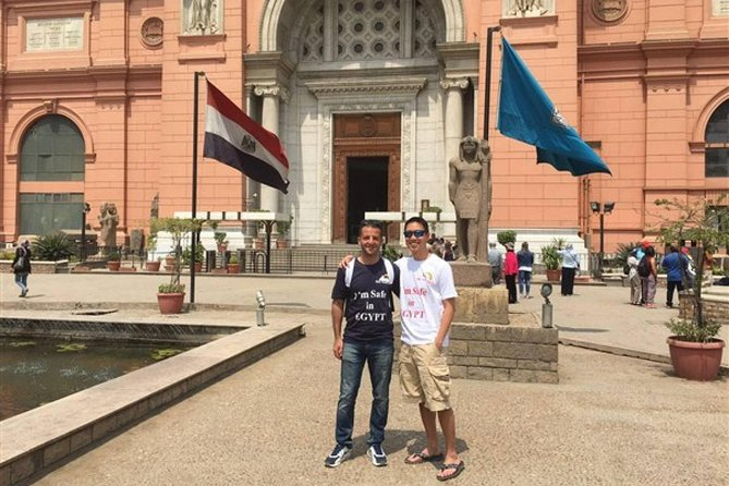 Cairo day tour to Egyptian museum citadel and khan khallili bazaar photo 12