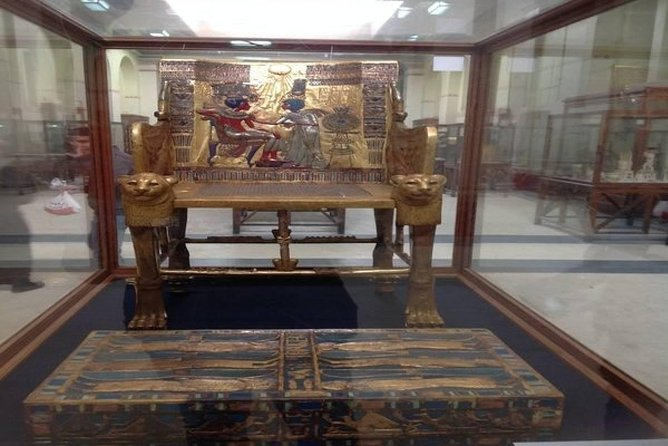Cairo day tour to Egyptian museum citadel and old cairo photo 10