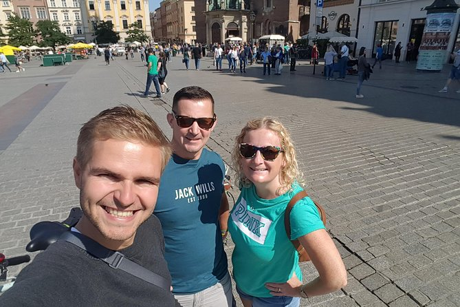Krakow In a Nutshell Walking Tour