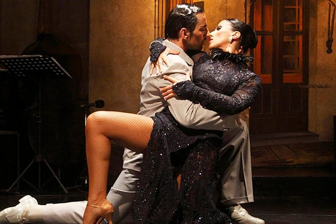 Extraordinary Tango Show Viejo Almacen optional dinner