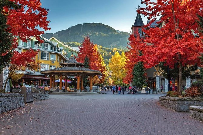Private Shuttle: Vancouver to Whistler