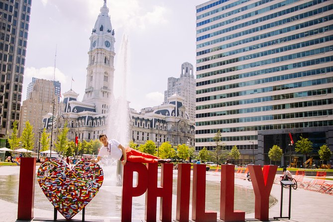 Private Philadelphia French/English Historical and Architectural Walking Tour