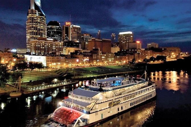 General Jackson Showboat Lunch or Dinner Cruise in Nashville photo 7