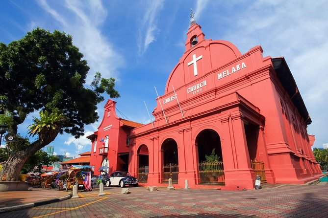 Malacca Day Tour from Malacca (Price based per van)