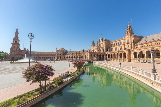 Seville Tour & Shopping - Day Trip from the Algarve