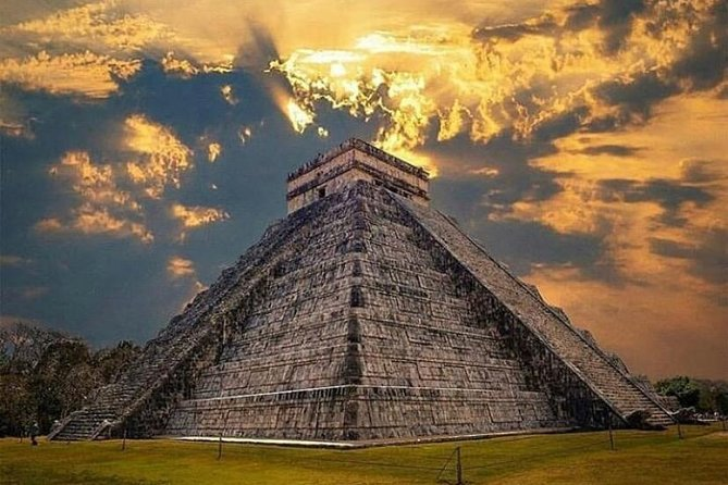 Chichen Itza Tour Full day food included
