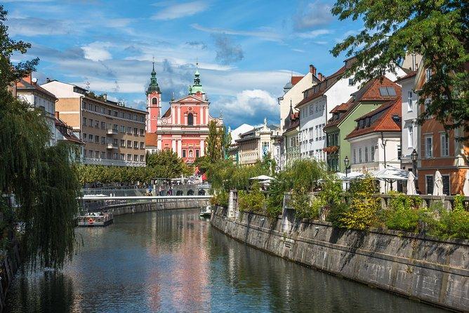 A mother/daughter trip to Ljubljana