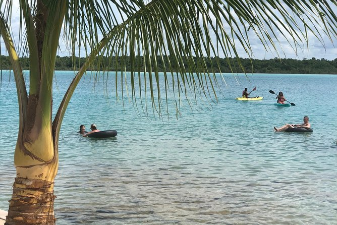 Bacalar Seven Color Lagoon & Kayak Adventure from Costa Maya photo 10