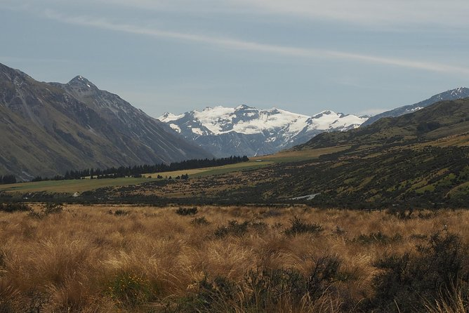 Private Tour to Mt. Sunday (Edoras) Lord Of The Rings