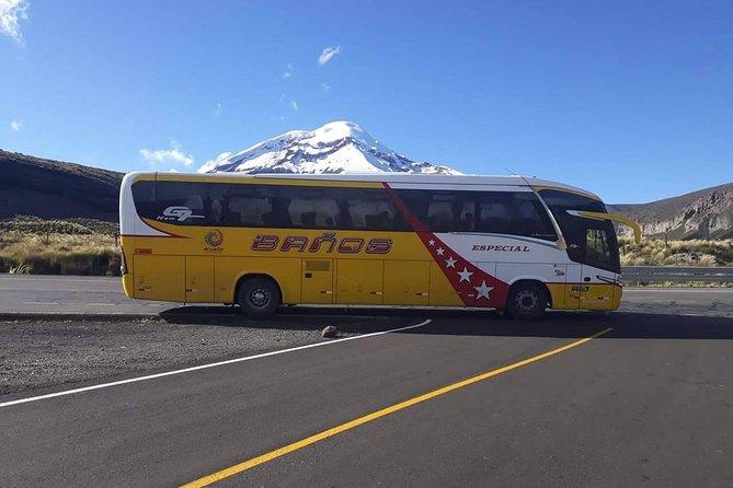 Transporte por el Ecuador