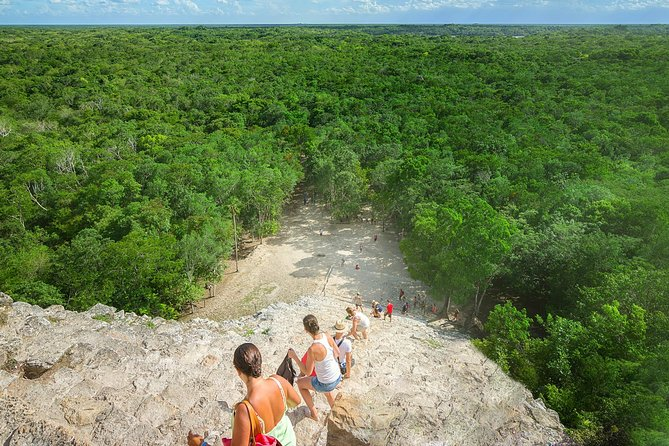 Coba ruins and Mayan Experiences Tour photo 3