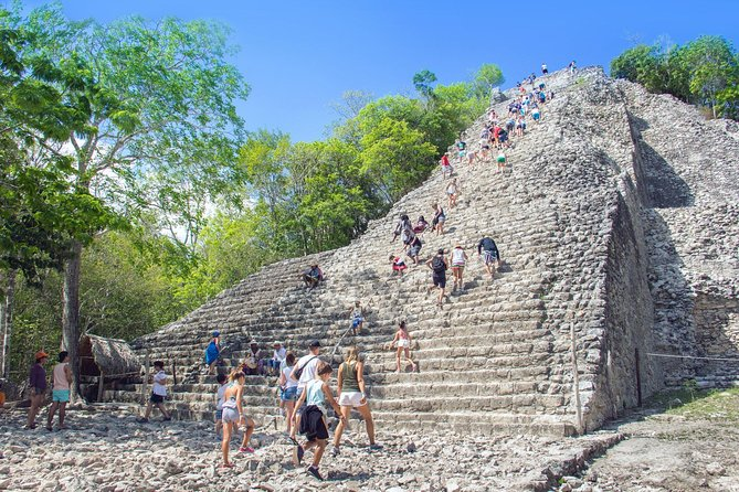 Coba ruins and Mayan Experiences Tour photo 11