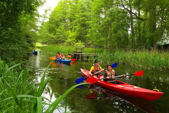 Small Group Baltic Adventure: backroad hiking, cycling, kayaking, food, culture