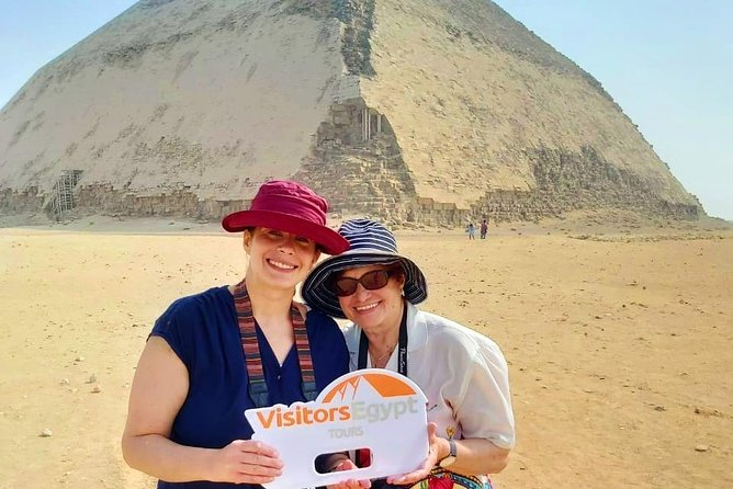 Sensational Private Day Trip at Pyramids, Sakkara and Dahshur