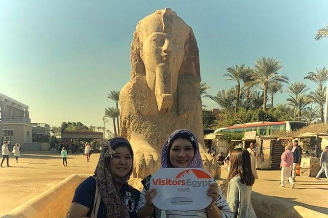 Full-Day Private Tour to Giza and Memphis from Cairo