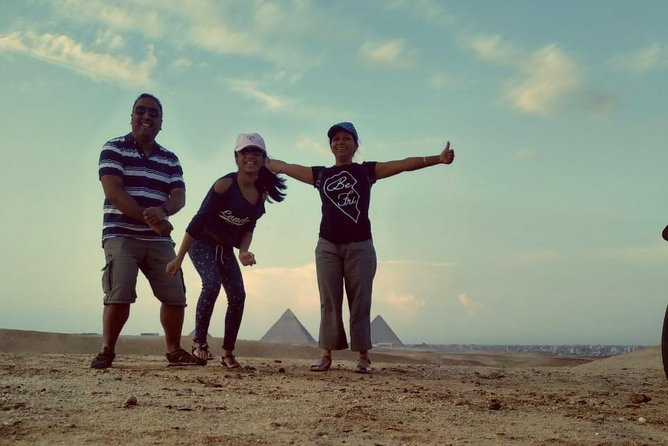 Sunset Safari at the Pyramids of Cairo (Camel Ride & BBQ)
