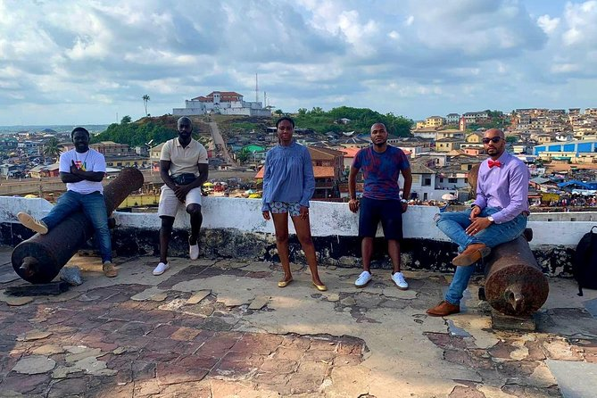 Beyond The Return Experience (Accra To Cape Coast And Elmina)
