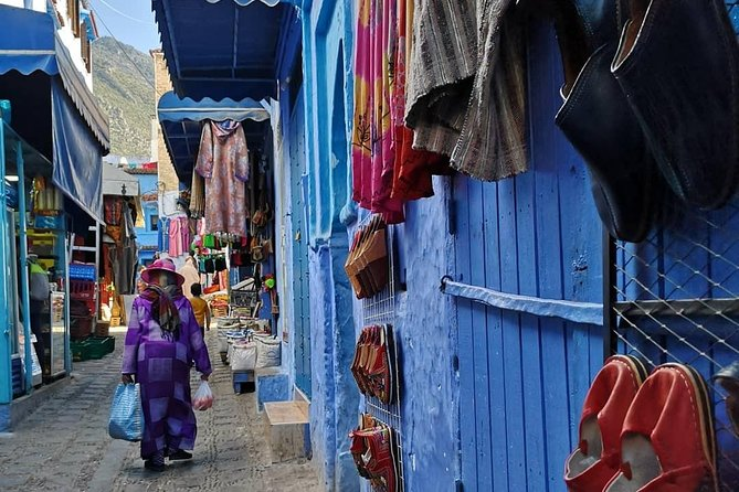1 Day trip from Fes to Chefchaouen
