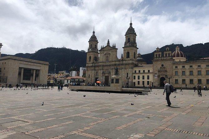 Live the center of Bogotá