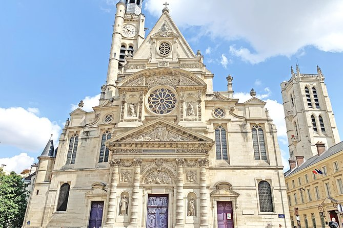 Walking Tour Paris - Latin Quarter
