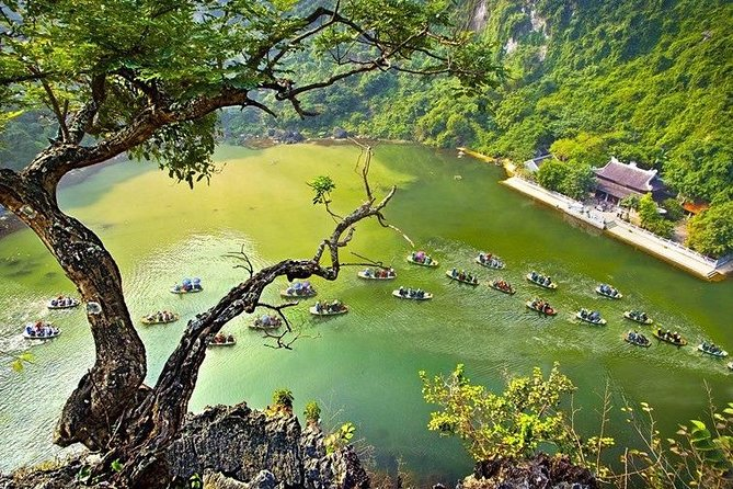 Trang An Grottoes and Bai Dinh Day Trip from Hanoi
