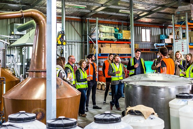 Tasmanian Whisky Distillery Tour