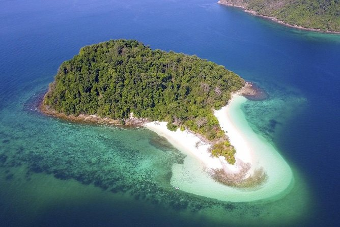 Mergui Archipelago Tour: Romantic Honeymoon Island and Snorkeling