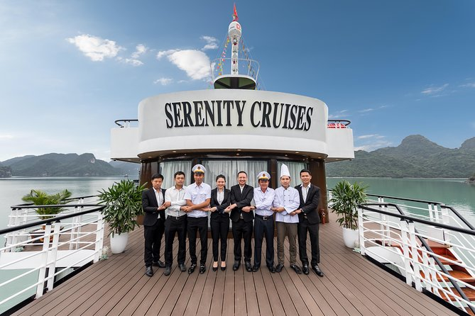 HaLong Serenity Cruises 2nights on the 1st Deck