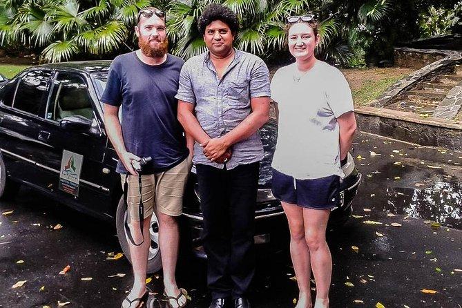 Kataragama City to Colombo City Private Transfer