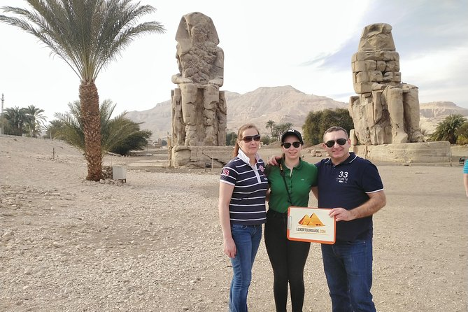 Private Full Day Tour of Luxor to East and West Banks