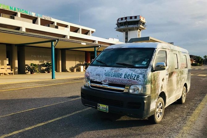 Dangriga - Hopkins PRIVATE SHUTTLE
