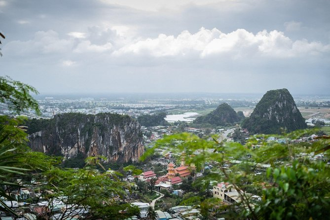 Half-day Marble Mountains tour from Da Nang by Sharing Bus