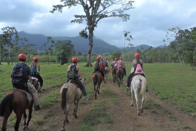 Horseback Riding to La Fortuna Waterfall