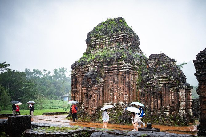 Visit My Son Sanctuary from Hoi An w/ budget Group tour
