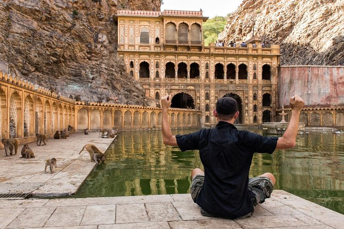 Private 6 Hours: Jaipur Temples Tour