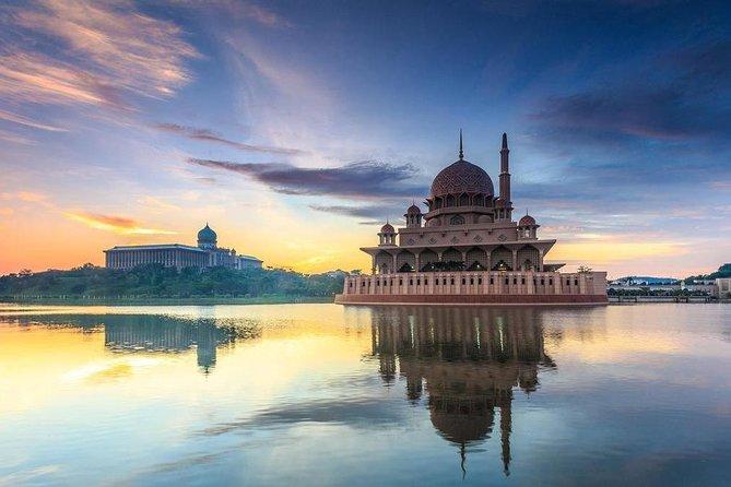 Putrajaya City Tour (With Complementary Night Tour)