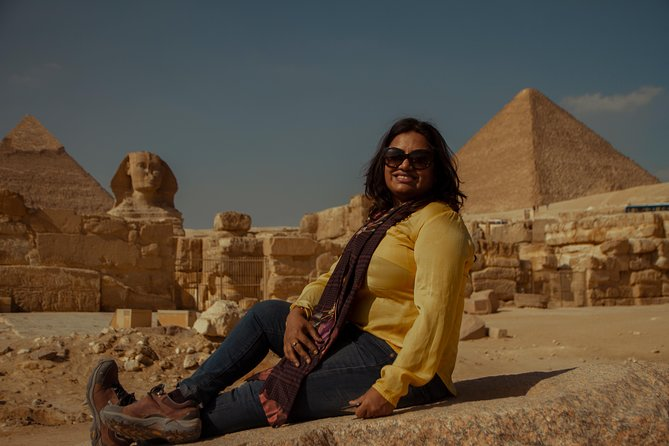 Private 8-Hour Tour: Giza Pyramids, Memphis, Saqqara, and Dahshur Pyramids photo 23