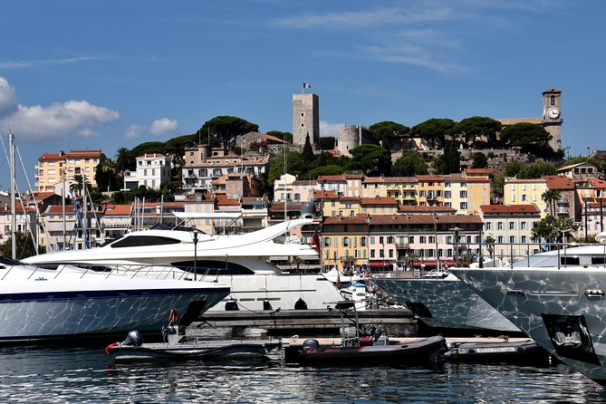 Group excursion to Nice, Eze, Monaco and Monte-Carlo from the port of Cannes