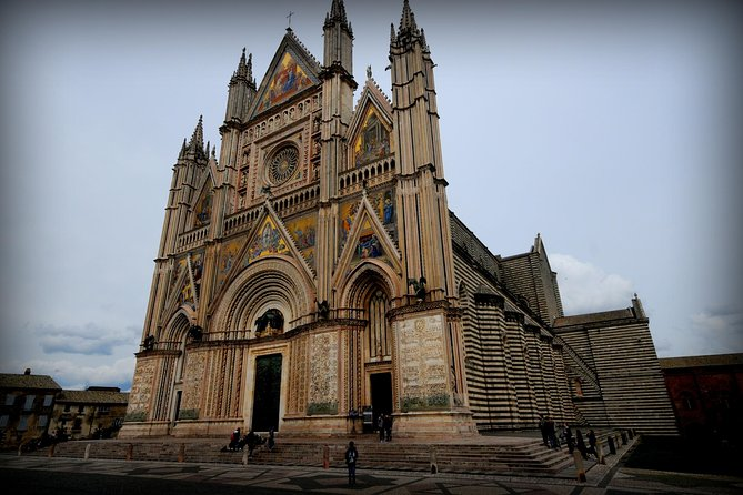 Orvieto Cathedral (Duomo) and City Walking Tour - Private Tour