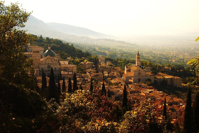 Orvieto and Assisi full day tour from Orvieto