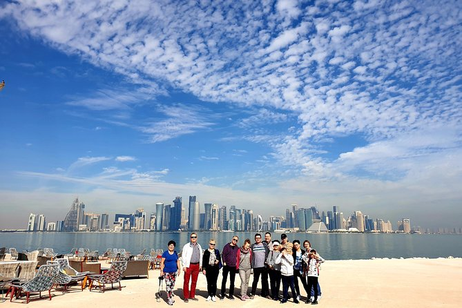 Doha-City Tour with Anna(licensed tour guide)
