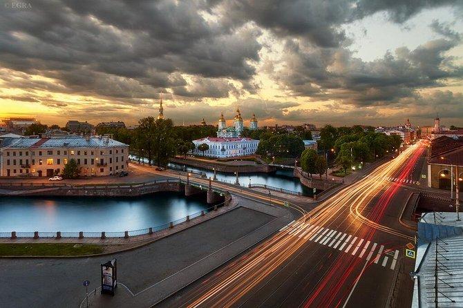 MINI-GROUP Shore Excursion 2-day Russian Delights tour