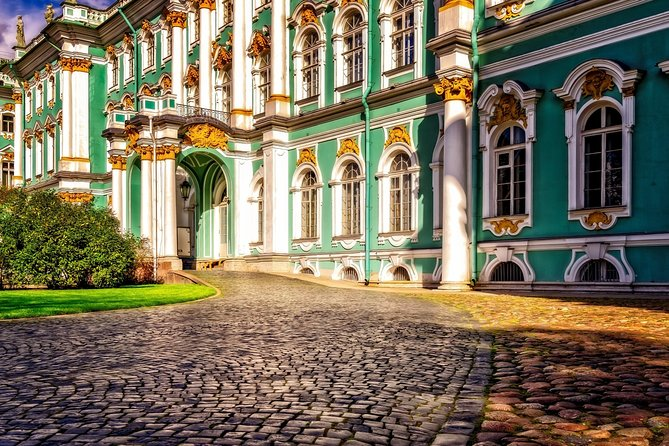 2-day Shore excursion Russian Delights mini-group tour
