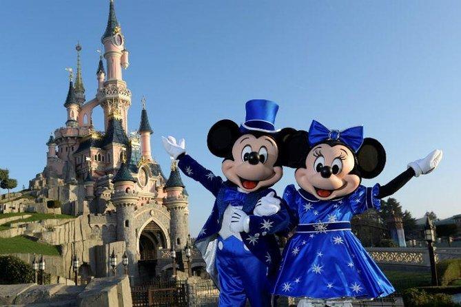 Private Transfer from Paris Beauvais BVA Airport to Disneyland Paris