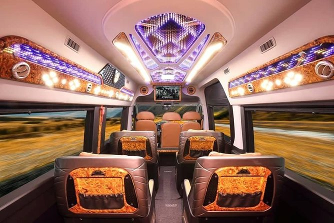 Bus Ticket Hanoi to Ninh Binh City ( Hotel to Hotel ) by Limousine.