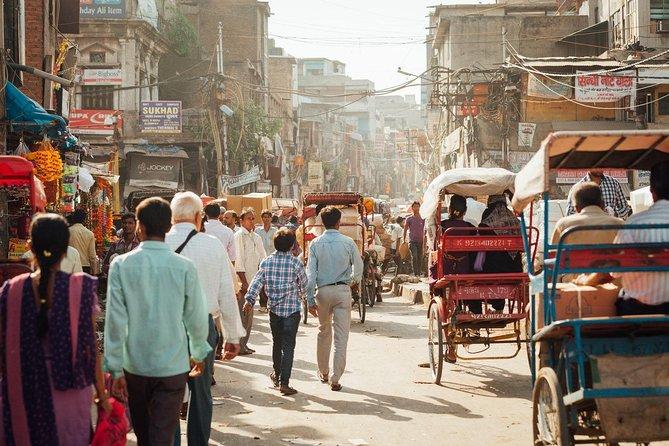Best Of Old Delhi: 3 Hour Tuk Tuk/Rickshaw Tour