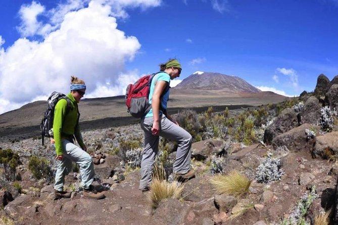 6 Days Climbing Mount Kilimanjaro via Marangu Route