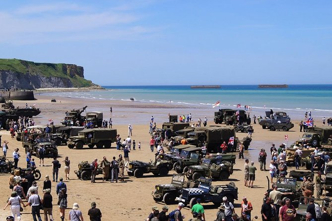 Book Now your Private Transport to the Normandy Landings beaches(D-Day)
