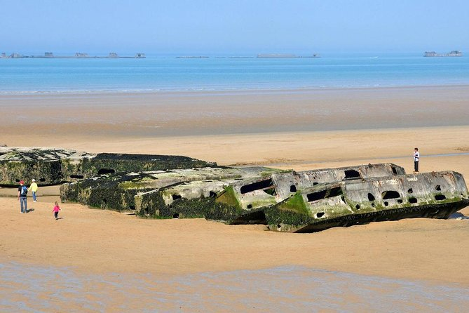 Private Transfer from Paris Charles-de-Gaulle CDG Airport to The Normandy Landing Beaches