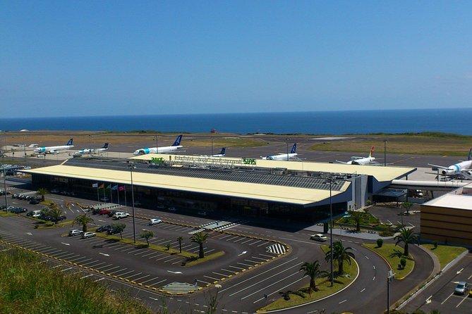 Azores - Airport Transfer to Verde Mar Hotel or Ribeira Grande City (9-12 pax)
